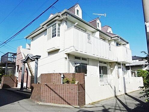 アパート-茅ヶ崎市香川2丁目 かわいらしい外観