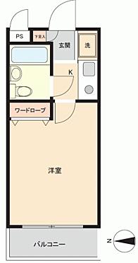 マンション(建物一部)-京都市東山区本町 間取り