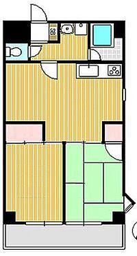 マンション(建物一部)-神戸市中央区中山手通7丁目 広々とした2LDK