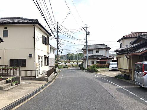土地-豊田市西中山町神子塚 こども園、小中学校が徒歩15分!