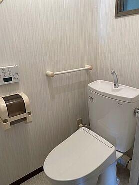 区分マンション-横須賀市グリーンハイツ トイレ