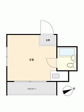 中古マンション-中野区中野5丁目 間取り