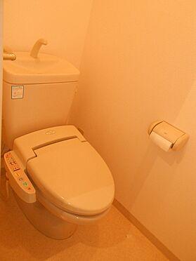 マンション(建物全部)-鹿屋市今坂町 トイレ