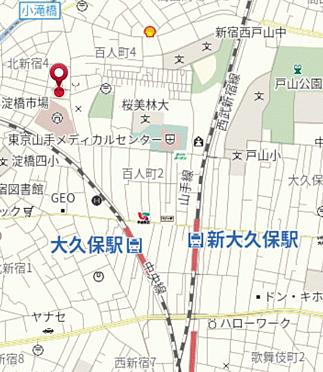店舗・事務所・その他-新宿区北新宿4丁目 その他