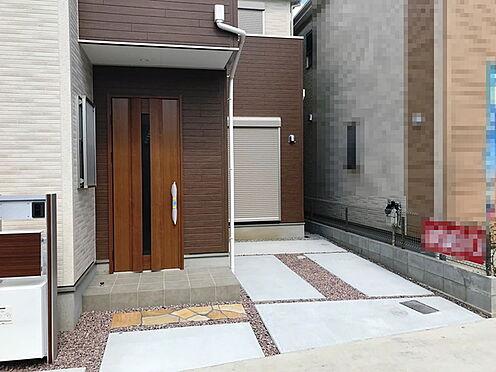 新築一戸建て-茨木市平田2丁目 駐車場