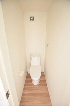 新築一戸建て-仙台市泉区将監1丁目 トイレ