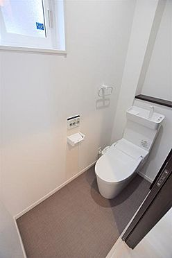 戸建賃貸-仙台市青葉区落合2丁目 トイレ