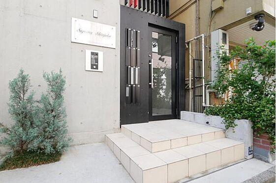 一棟マンション-新宿区新宿5丁目 エントランス