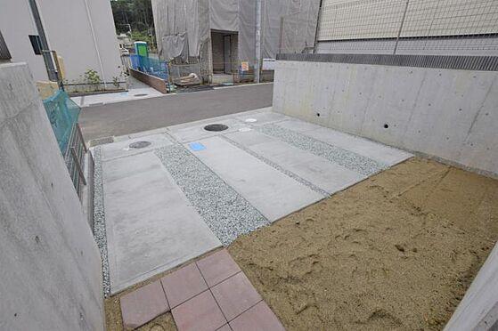 新築一戸建て-仙台市青葉区貝ケ森2丁目 駐車場