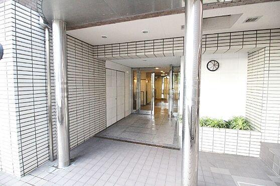 中古マンション-横浜市鶴見区駒岡3丁目 エントランス