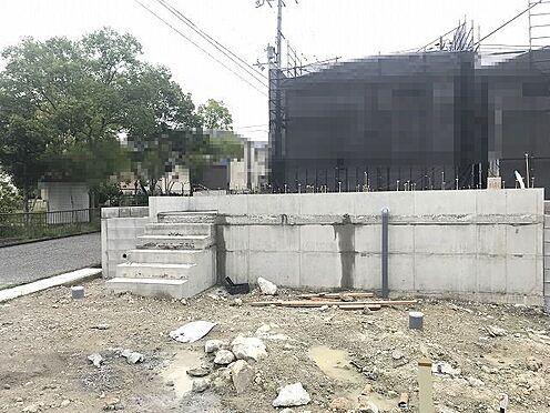 新築一戸建て-神戸市須磨区東白川台1丁目 駐車場