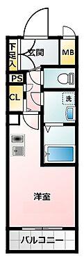マンション(建物一部)-大阪市福島区海老江1丁目 3点セパレートだから清潔感あり。