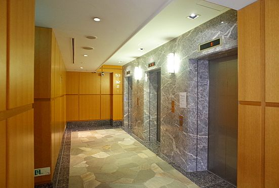 中古マンション-江東区東雲1丁目 全6台のエレベーター