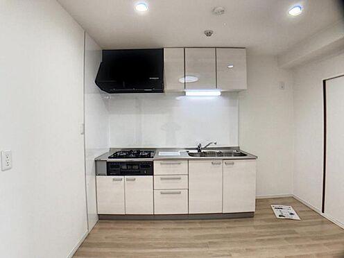 中古マンション-名古屋市千種区今池南 キッチン横には冷蔵穂のスペース有!
