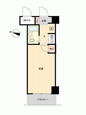 マンション(建物一部)-練馬区豊玉北6丁目 間取り
