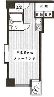 区分マンション-千代田区九段南3丁目 間取り