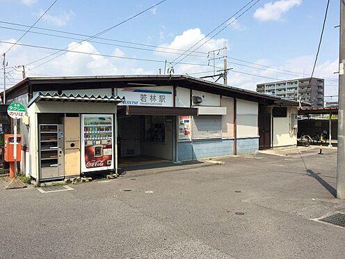 中古マンション-豊田市若林西町塚本 名鉄三河線ー若林駅まで徒歩約8分(約2225m)