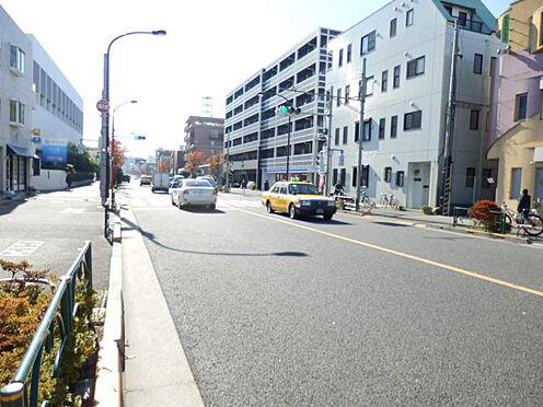 アパート-大田区大森西5丁目 前面道路