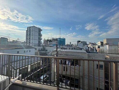 収益ビル-台東区東浅草2丁目 バルコニー