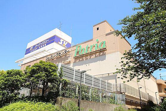 中古マンション-品川区八潮5丁目 大型商業施設パトリアがあります。スーパー、ホームセンター、100円ショップなど揃っています。