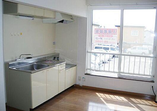 アパート-岩見沢市五条東6丁目 キッチン