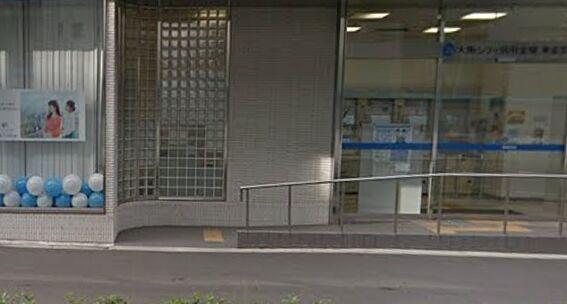 中古マンション-大阪市東成区東中本2丁目 大阪シティ信用金庫東成店徒歩1分です