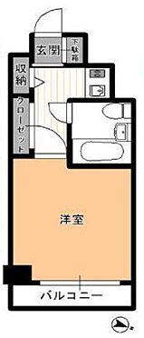 マンション(建物一部)-台東区東上野4丁目 間取り