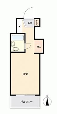 マンション(建物一部)-大和市福田6丁目 間取り