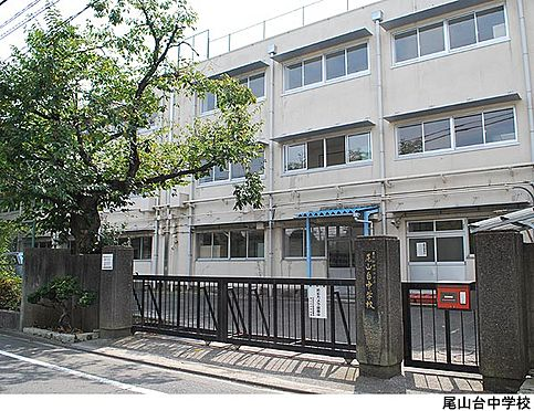 アパート-世田谷区玉堤1丁目 尾山台中学校
