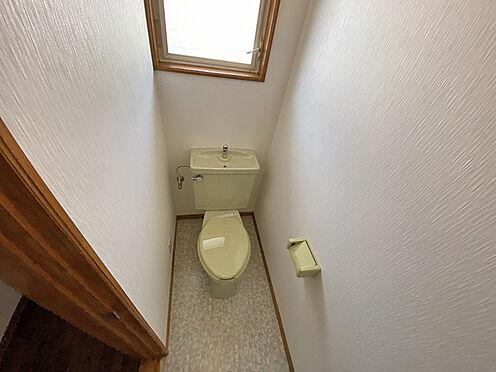 中古一戸建て-神戸市西区月が丘4丁目 トイレ