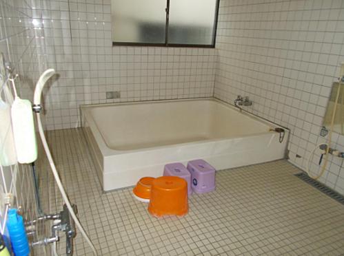 アパート-柏市大島田 風呂