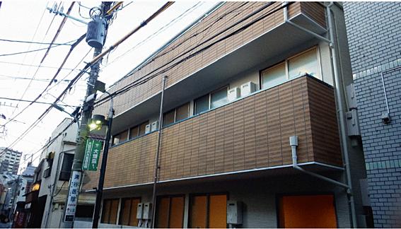 アパート-大田区大森東2丁目 外観