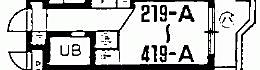 マンション(建物一部)-横浜市港北区綱島東4丁目 間取り