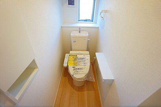 新築一戸建て-石巻市中里6丁目 トイレ