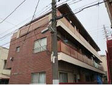 一棟マンション-葛飾区西亀有4丁目 外観