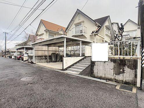 中古一戸建て-豊田市花沢町西ノ入 車通りも少なく閑静な住宅地です。