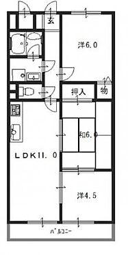 マンション(建物一部)-神戸市西区池上1丁目 間取り