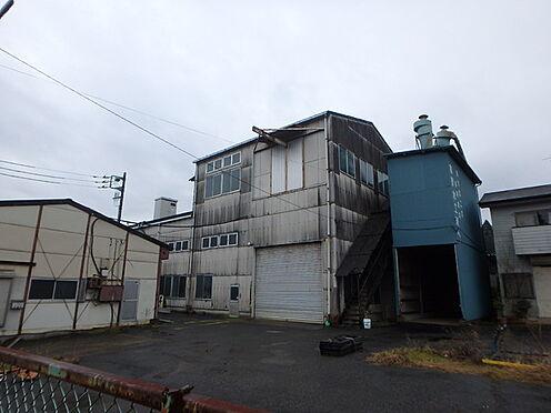 工場-山武市木原 外観