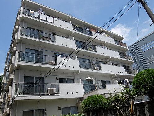 マンション(建物一部)-品川区大崎5丁目 前面に建物がないためマンション全体に日差しが差し込めています
