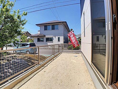 戸建賃貸-岡崎市東大友町字塚本 北東側に庭付き◎家庭菜園や園芸なども楽しめますね