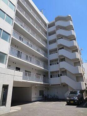 マンション(建物一部)-北九州市小倉北区大畠1丁目 裏側通路側(西側)の外観です。