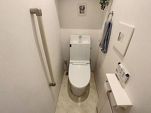 中古一戸建て-豊田市浄水町原山 トイレは1・2階それぞれにあるので朝の混み合う時間帯に重なりません
