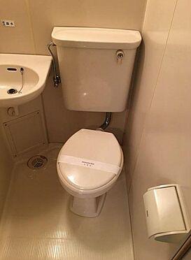 アパート-練馬区石神井台6丁目 トイレ