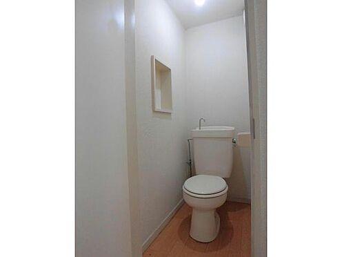 アパート-前橋市平和町2丁目 トイレ