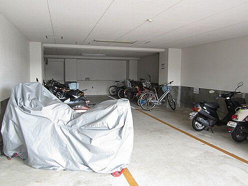 マンション(建物一部)-神戸市西区月が丘5丁目 屋根付き駐輪場・バイク置き場