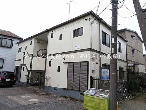 アパート-松戸市串崎新田 外観