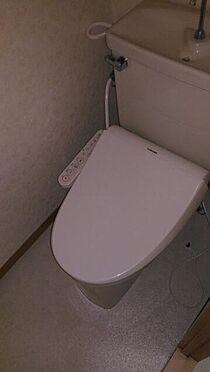 マンション(建物一部)-文京区千駄木3丁目 トイレ