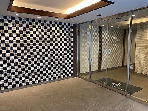 区分マンション-渋谷区千駄ヶ谷5丁目 カラーTVモニター付インターホン、宅配ロッカー