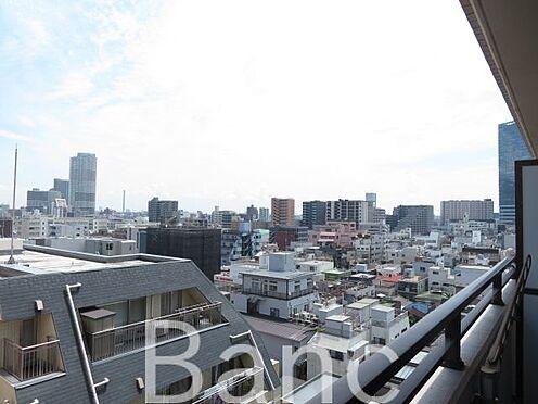 中古マンション-墨田区向島3丁目 見晴らしのいい眺望