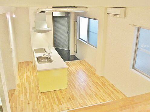 アパート-戸田市南町 リビングダイニング